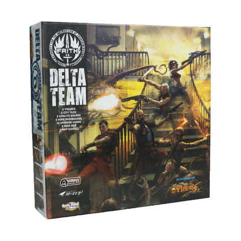 The Others: 7 Sins Delta Team Box