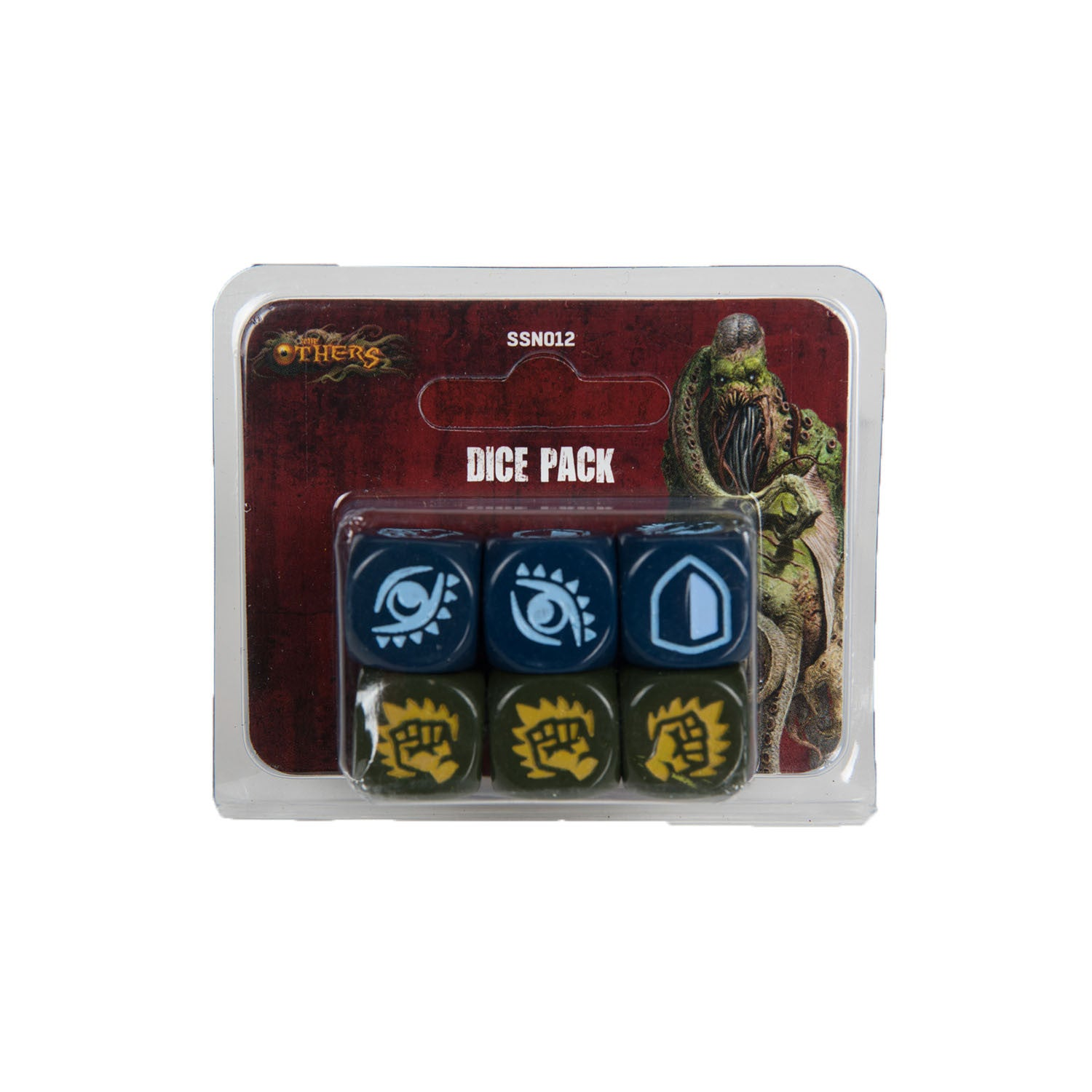 The Others: 7 Sins Dice Pack
