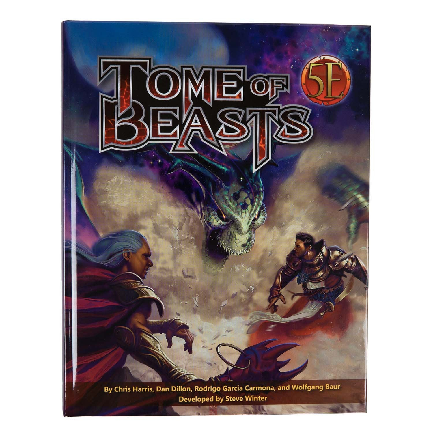 Tome of Beasts 5E (Hard Cover)
