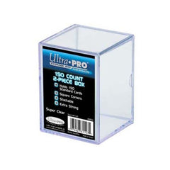 Ultra Pro Plastic Deck Box 150-count 2-piece