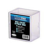 Ultra Pro Plastic Deck Box 200-count 2-piece