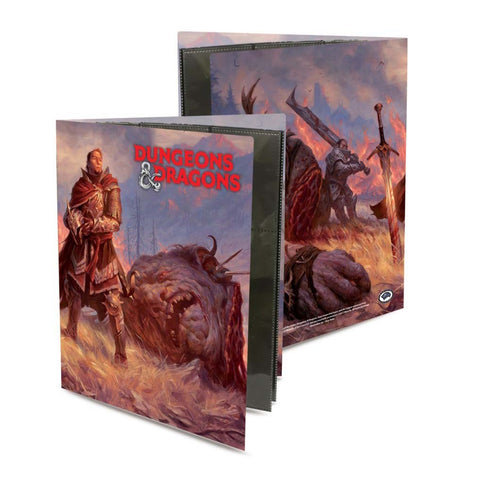 Ultra Pro D&D Character Folio - Giant Killer