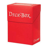 Ultra Pro Standard Deck Box Red