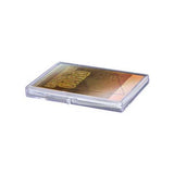 Ultra Pro Plastic Deck Box Hinged 15-Card Storage