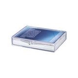Ultra Pro Plastic Deck Box Hinged 35-Card Storage
