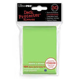 Ultra Pro Standard Deck Protector Sleeves Lime Green (50)