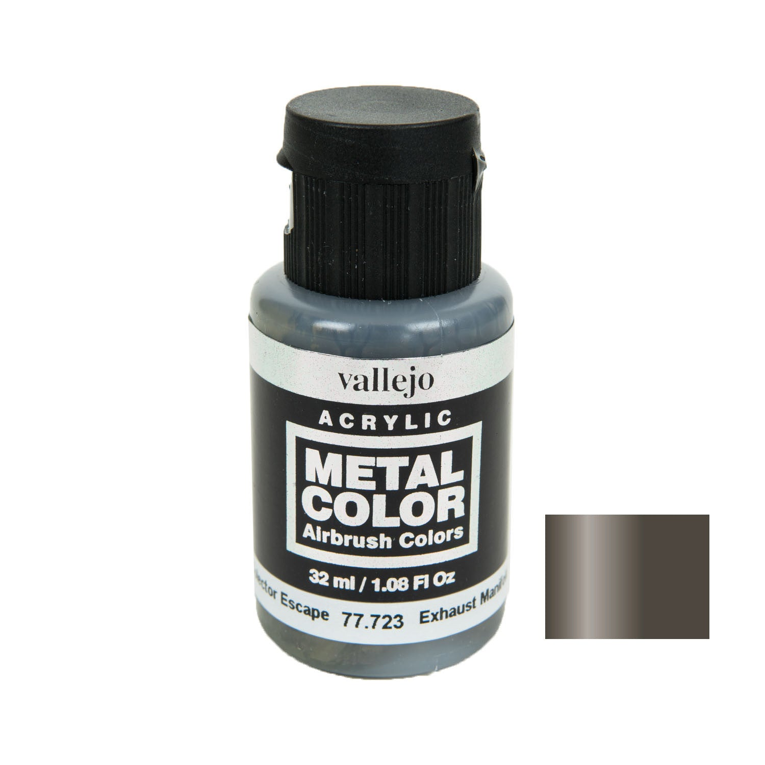 Vallejo 77.723 Metal Color: Exhaust Manifold (32 ml)