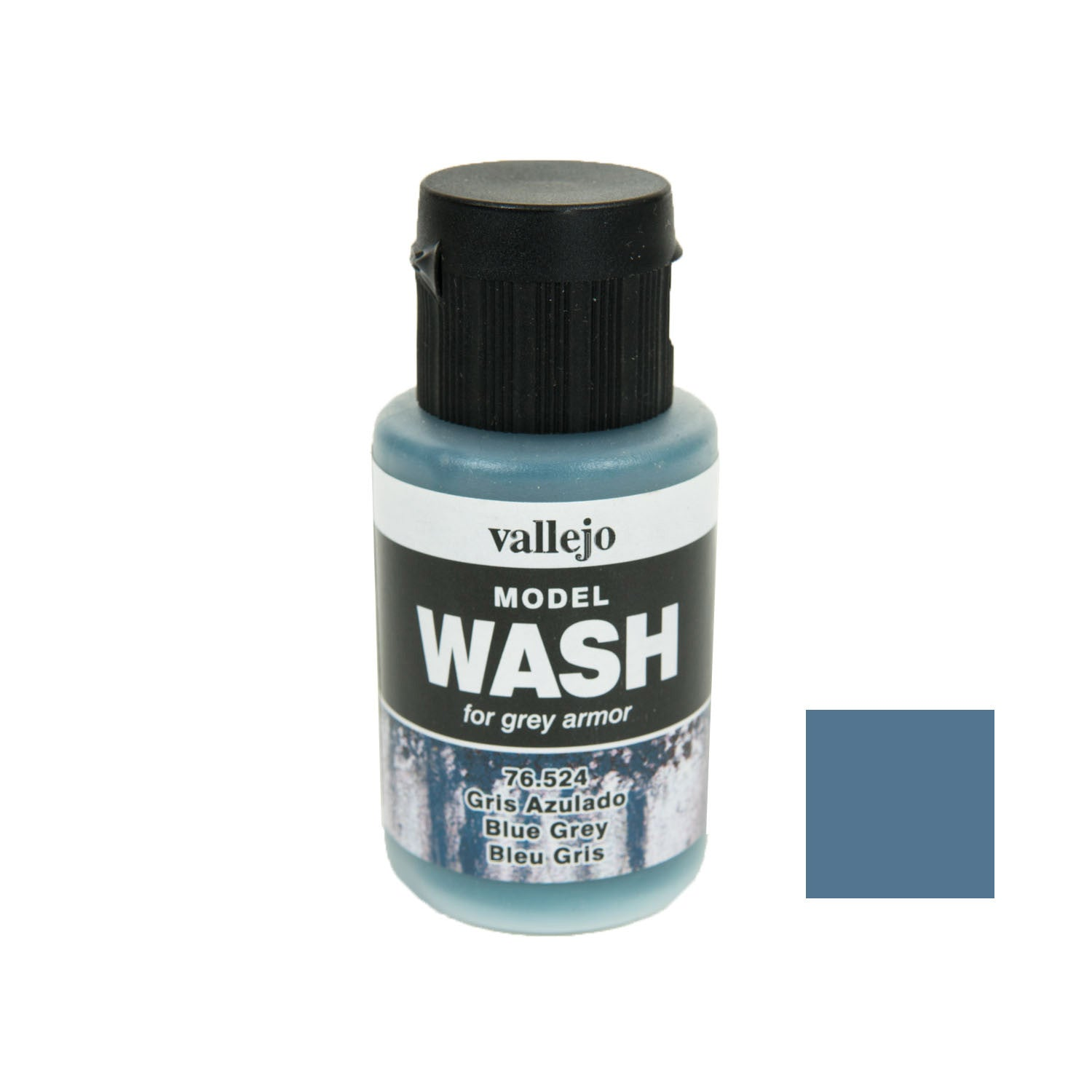 Vallejo 76.524 Model Wash: Blue Grey, 35 ml