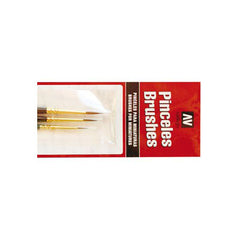 Vallejo Painters Sable Brush Set