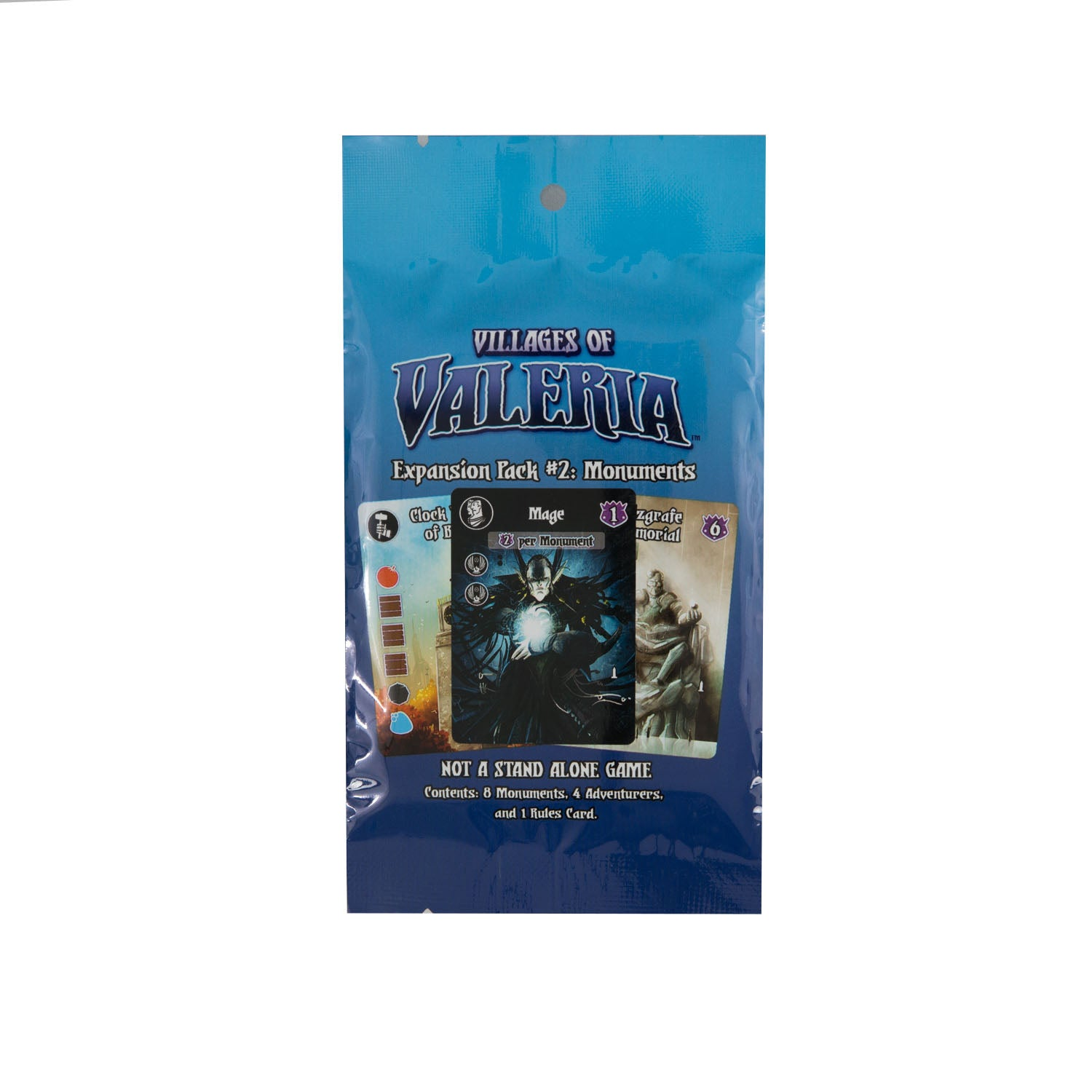 Villages of Valeria: Monuments Expansion