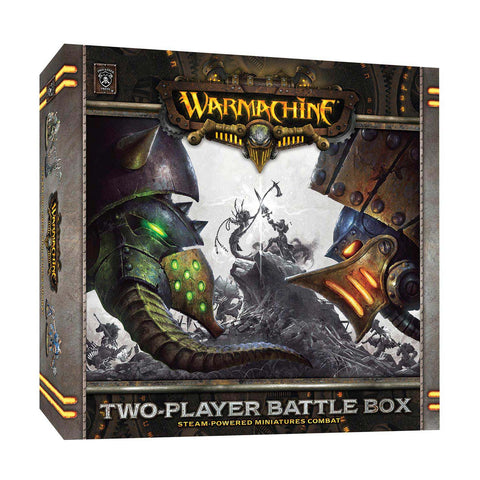 Warmachine 2-Player Battle Box