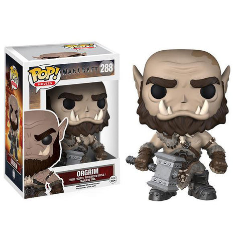 Pop! 7472 Warcraft - Orgrim