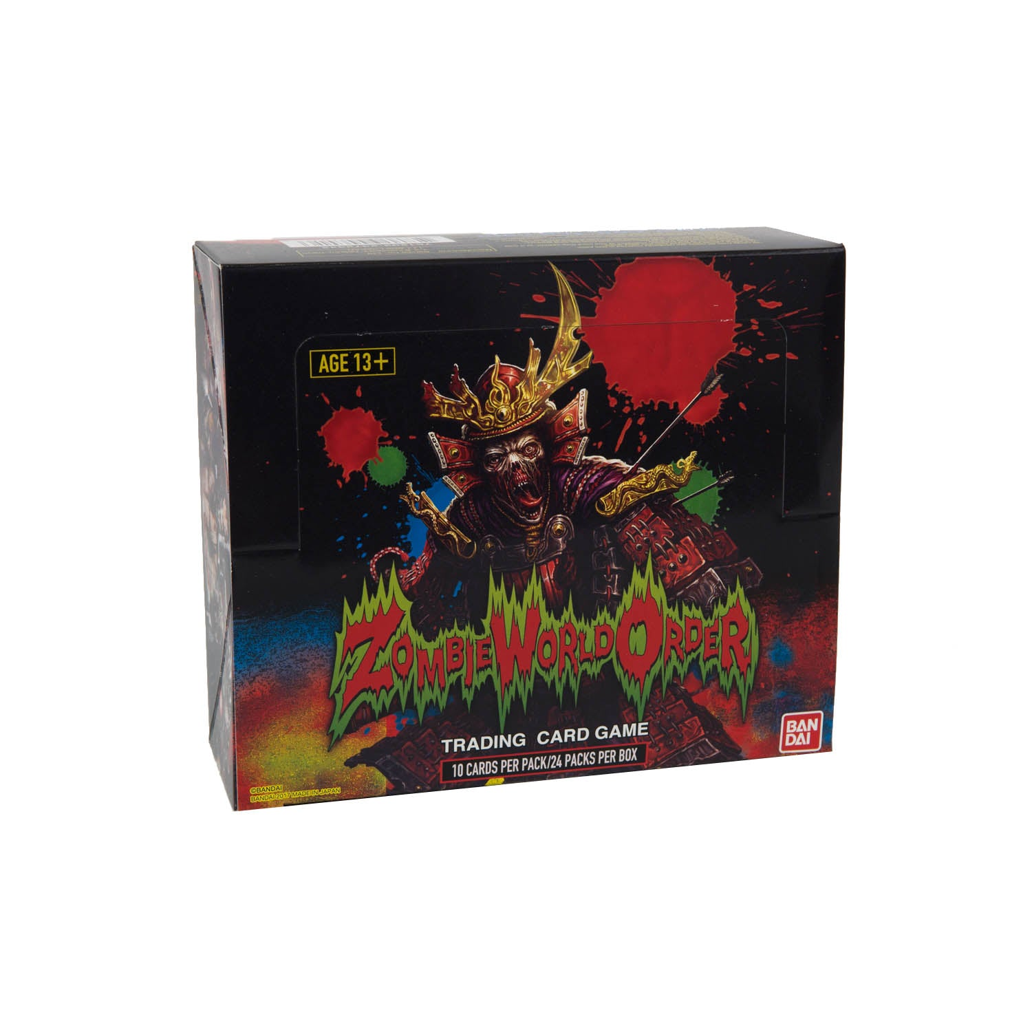 Zombie World Order TCG - Booster Box