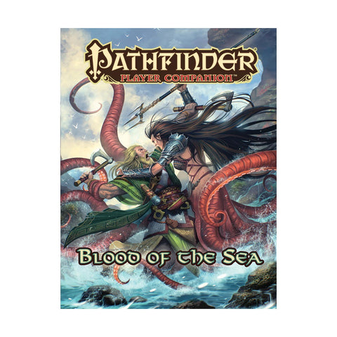 Pathfinder RPG: Player Companion: Blood of the Sea
