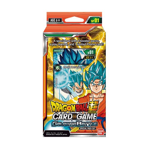 Dragon Ball Super TCG - Galactic Battle Special Pack