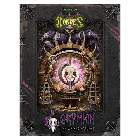 Forces of Hordes: Grymkin The Wicked Harvest (Softcover)