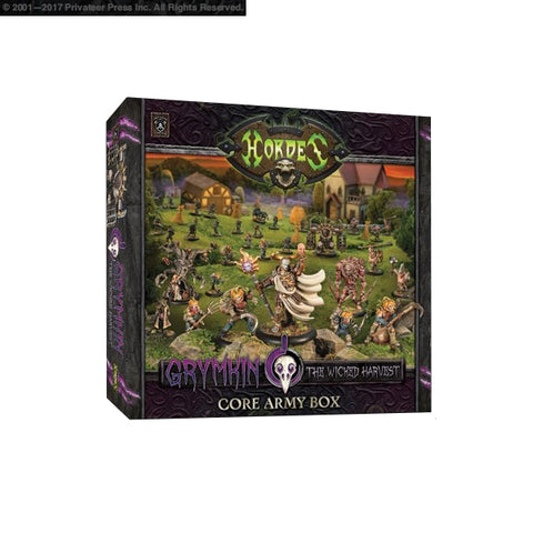 Hordes: Grymkin - Core Army Box