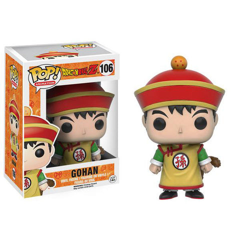Pop! 7424 Dragon Ball Z - Gohan