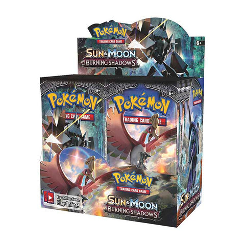 Pokemon TCG Sun & Moon: Burning Shadows Booster Box