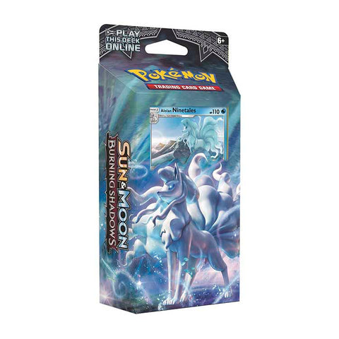 Pokemon TCG Sun & Moon: Burning Shadows Luminous Frost Theme Deck
