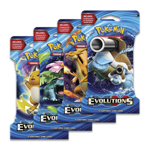 Pokemon TCG Evolutions Booster Pack