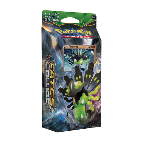 Pokemon TCG Fates Collide Battle Ruler Theme Deck