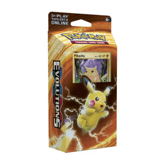 Pokemon TCG Evolutions Pikachu Power Theme Deck