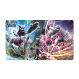 Pokemon TCG Play Mat: Mega Mewtwo X and Y