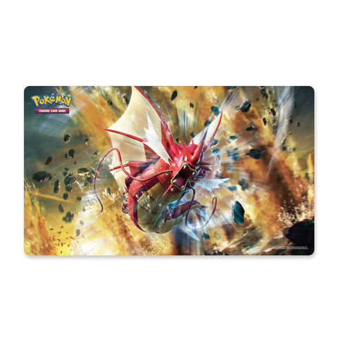 Pokemon TCG Play Mat: Shiny Mega Gyarados