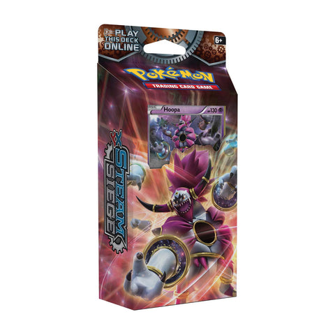 Pokemon TCG Steam Siege Ring of Lightning Theme Deck