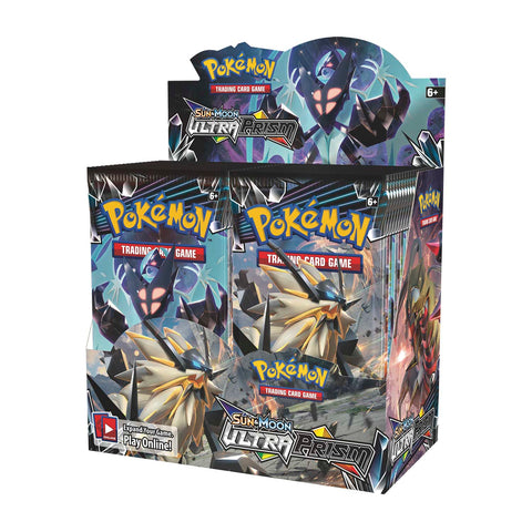 Pokemon TCG Sun & Moon: Ultra Prism Booster Box