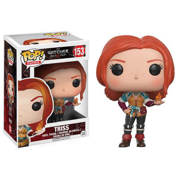 Pop! 12135 The Witcher III - Triss