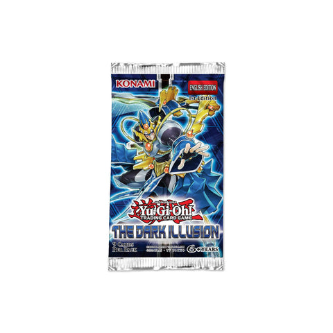 Yu-Gi-Oh! The Dark Illusion Booster Pack