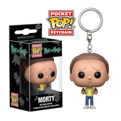 Pocket Pop! Keychain 12919 Rick and Morty - Morty
