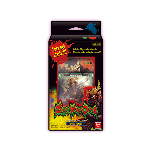 Zombie World Order TCG - Special Pack