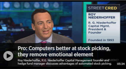 The Roy Niederhoffer Interview on CNBC