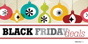 Black Friday Week Sales Schedule & Coupon Codes