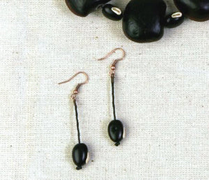 Boca de Pescado Seed Earrings