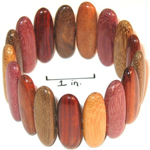Exotic Wood Bracelet - Dagny