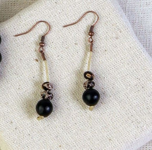 Guandu Seed Earrings