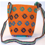Mayan Bag - Orange Rings