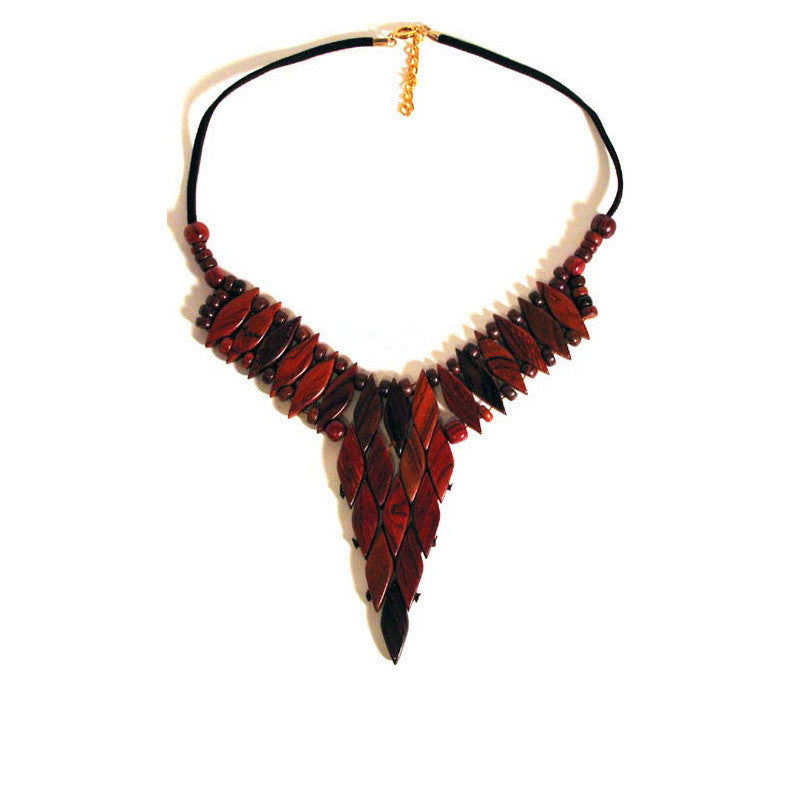 Rosewood Necklace - Phoebe