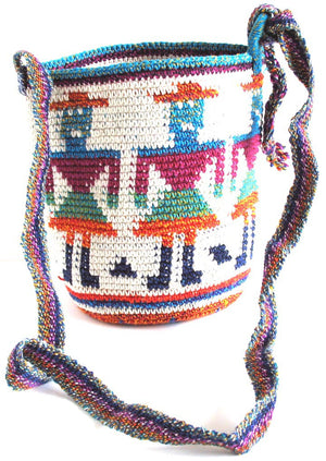 Wholesale Cotton Mayan Bags