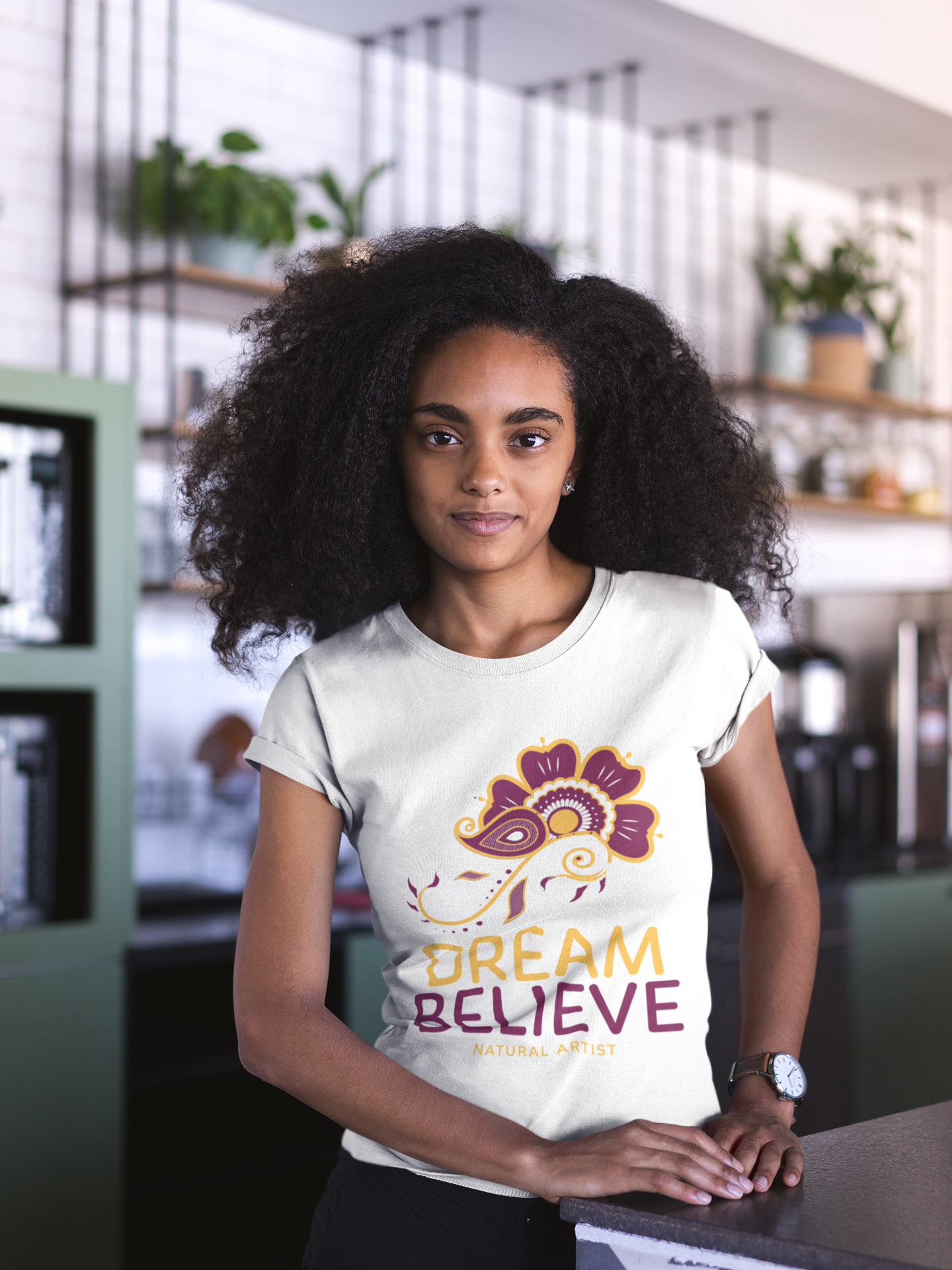 Dream Believe T-Shirt