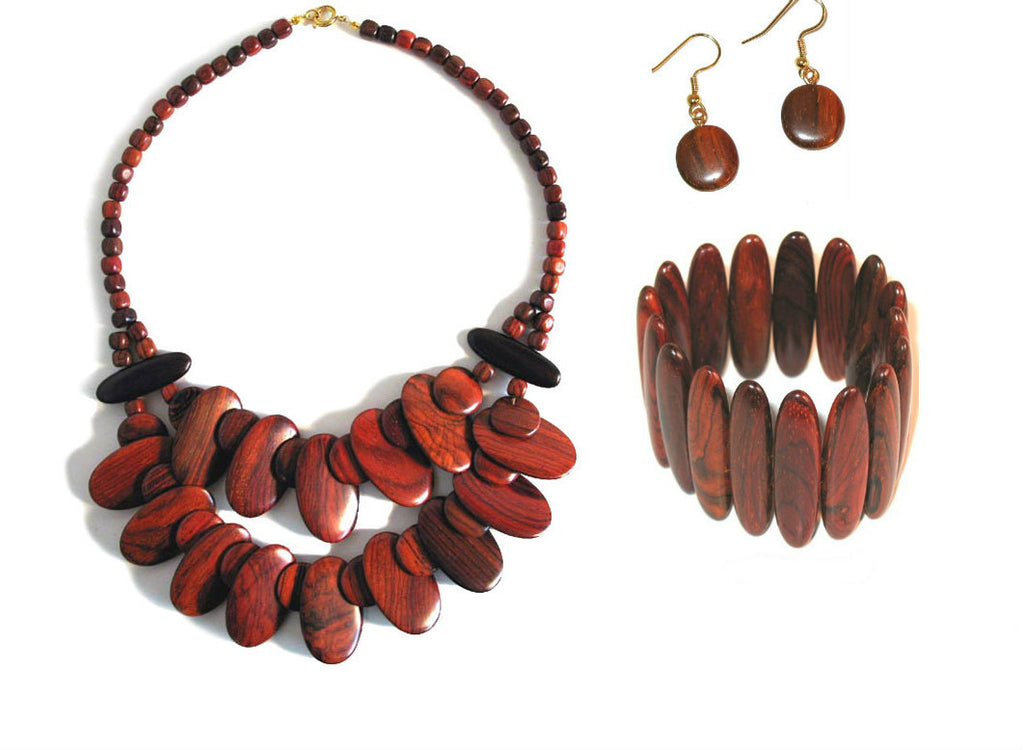 Rosewood Jewelry Bundle - Amazonia