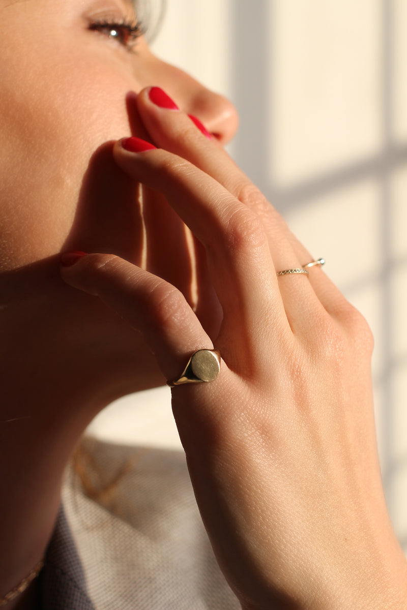 Little Signet Ring