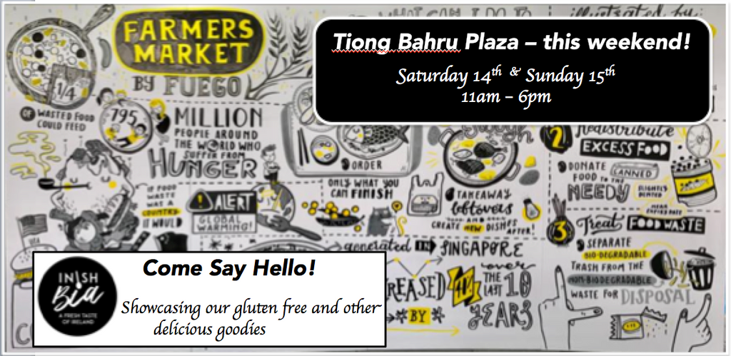 Tiong Bahru Farmers' Market this weekend!