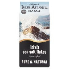 Irish Atlantic White Sea Salt 220g