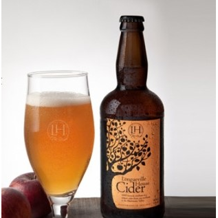 Longueville House Cider, 500ml bottle