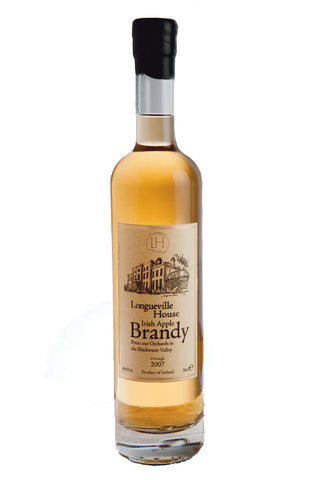 Longueville House Apple Brandy, 500ml bottle